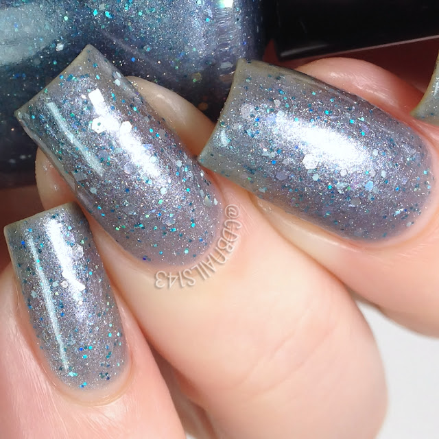 Sassy Pants Polish-Long Winter's Nap