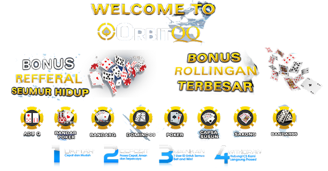 WELCOME To OrbitQQ | 8 Games 1 ID