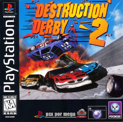 descargar destruction derby 2 psx mega