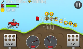 Learn to Install or Download Hill Climbing Racing Game With Andy