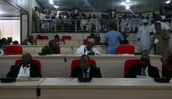 Breaking: Benue Assembly suspends 8 APC lawmakers behind 'impeachment' notice