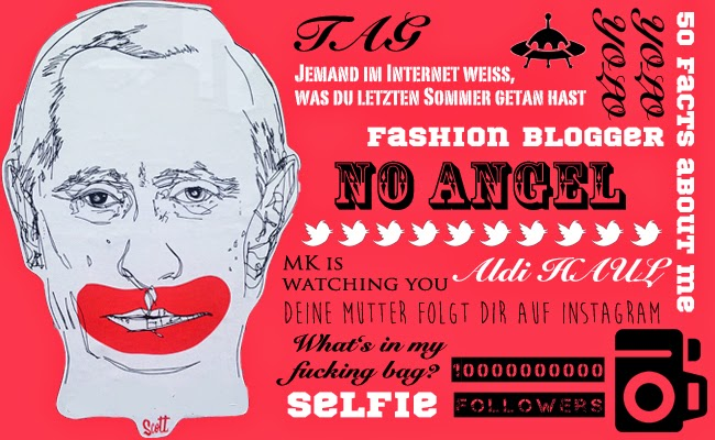 Internet usage Collage Prince Charles facts about me Berlin Graffiti Blogger therms Begriffe einmaleins