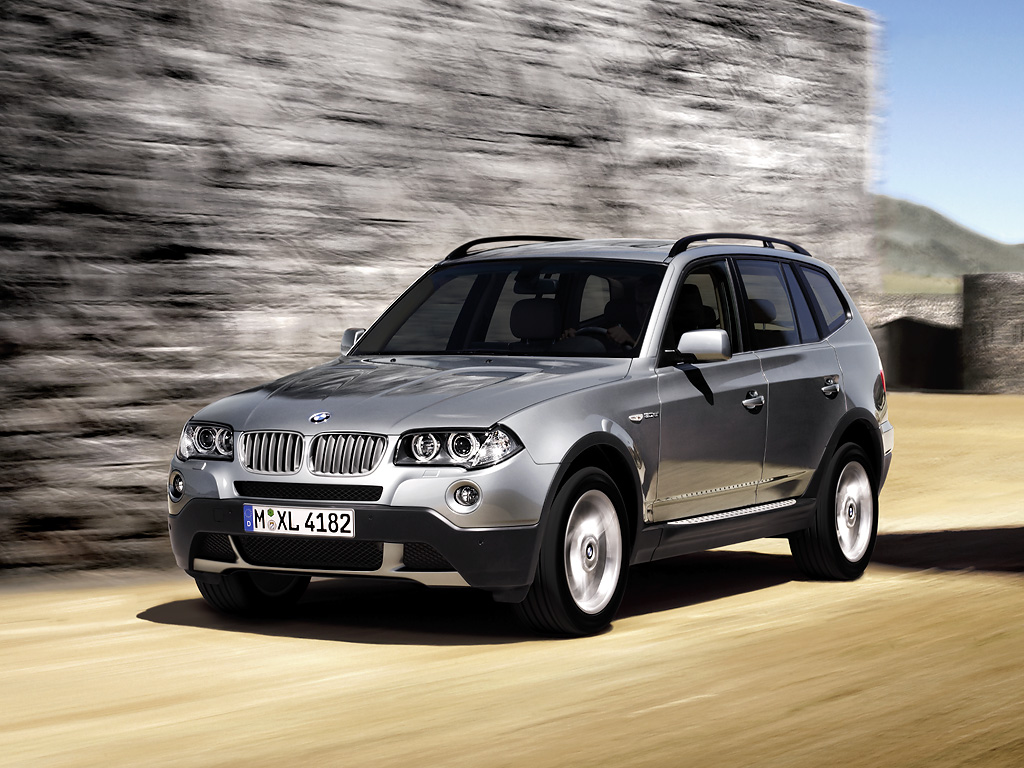 The BMW X3 Wallpapers For PC ~ BMW Automobiles