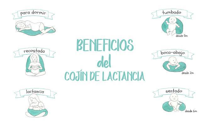 beneficios del uso del cojin de lactancia cojin maternal almhoada embarazada blog mimuselina