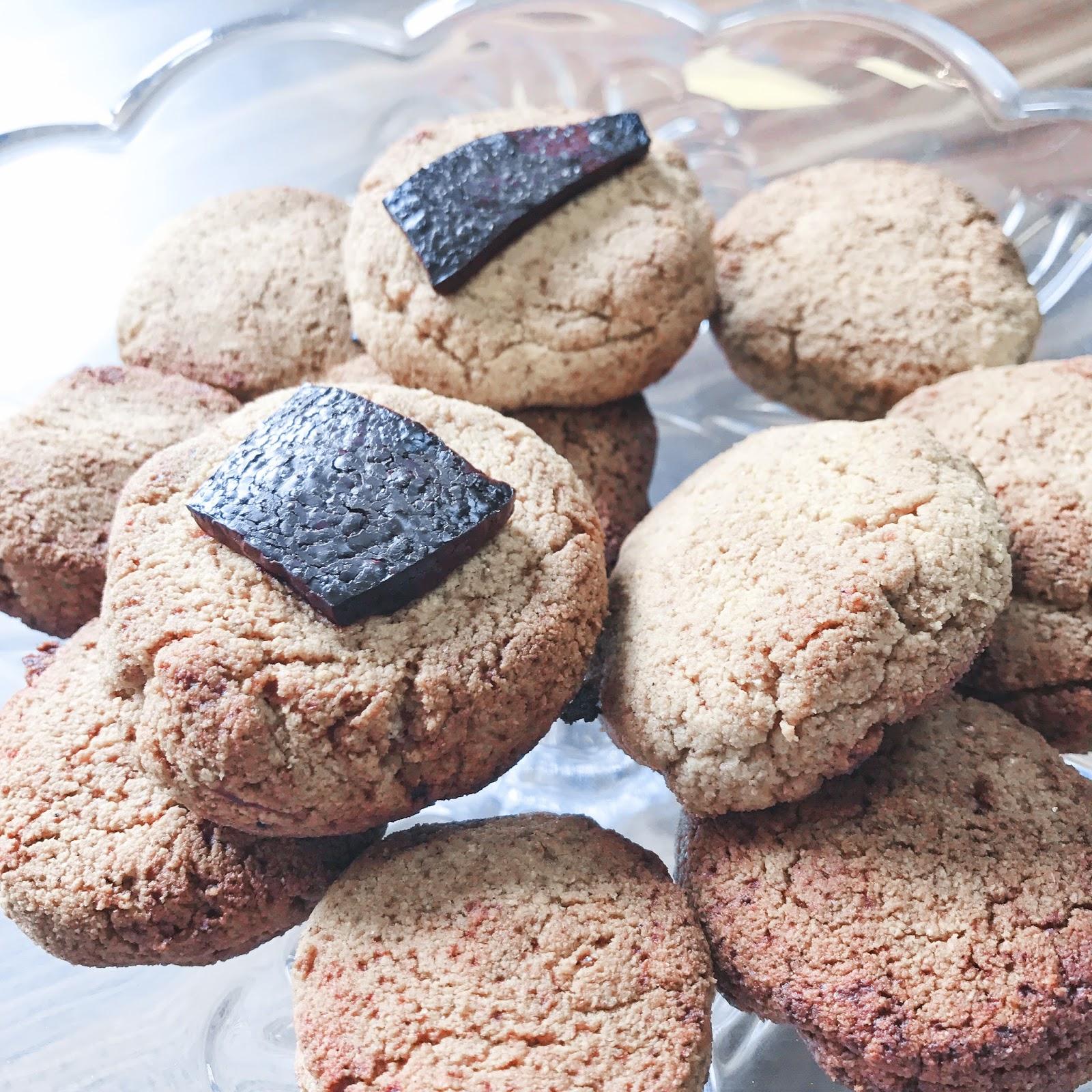 cookies caseiro