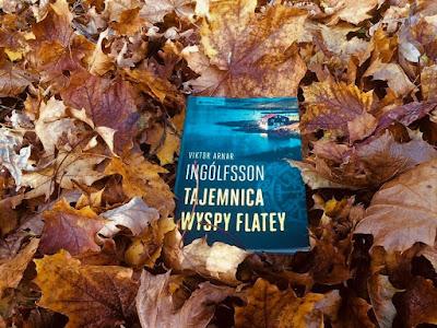 """Tajemnica Wyspy Flatey"" Victor Arnar Ignólfsson"