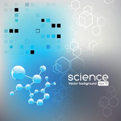 elementos de ciencia en vector