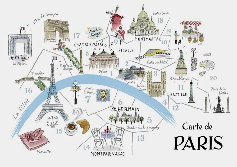 Célèbre Le blog de Cathnounourse: Paris OC46