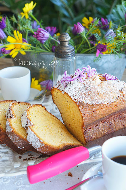 Sweetened Condensed Milk Pound Cake
