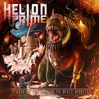 """Το βίντεο των Helion Prime για το """"Silent Skies"""" από το album """"Terror Of The Cybernetic Space Monster"""""""