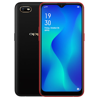 Oppo A1k with Helio P22 lauched in India