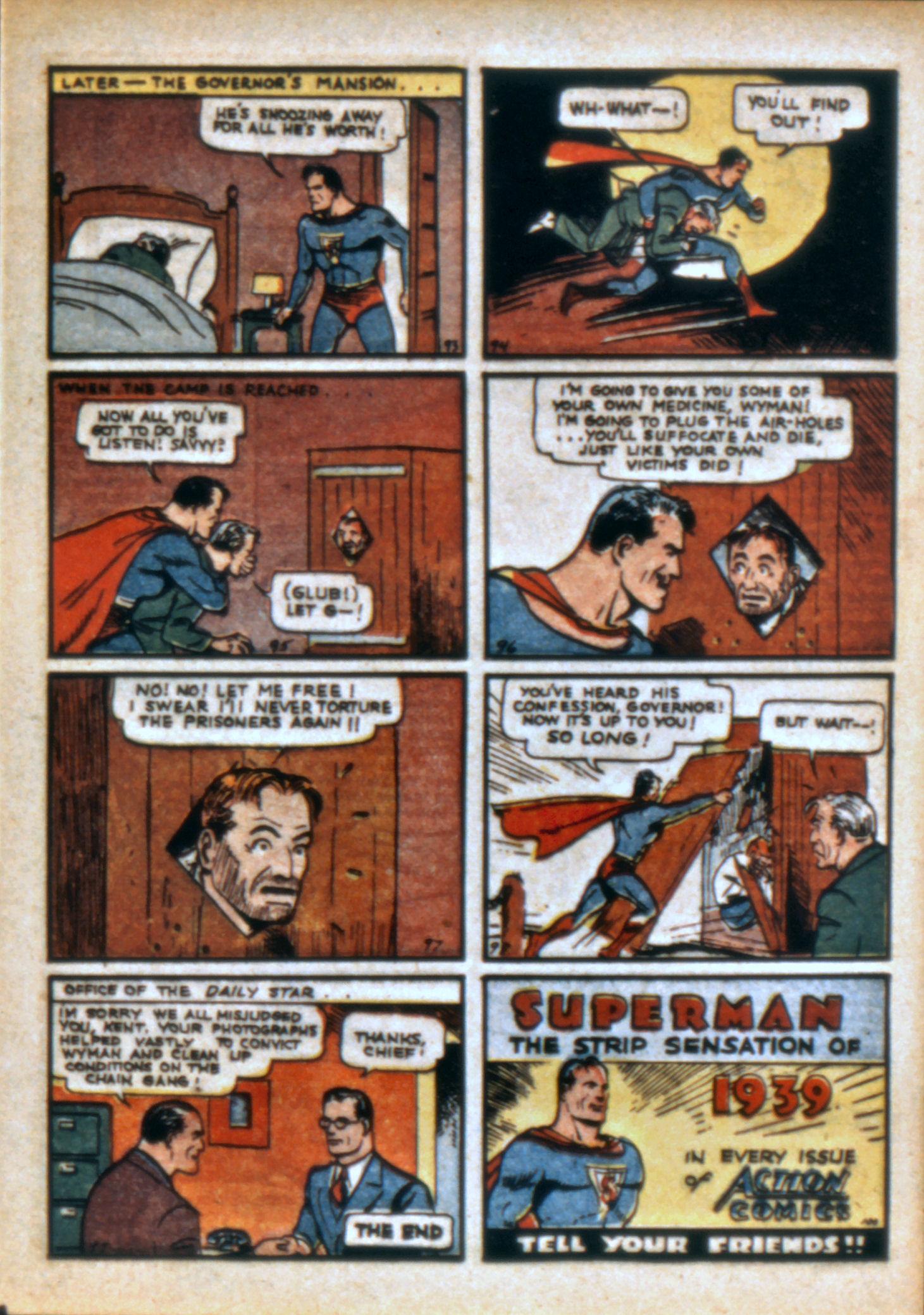 Action Comics (1938) 10 Page 15
