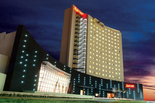 Reserve your room at Aguascalientes Marriott Hotel and treat yourself to a deserving stay.