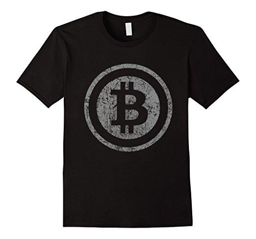 Camiseta Bitcoin 100% Algodon