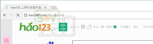 Hao549.com (Hijacker)