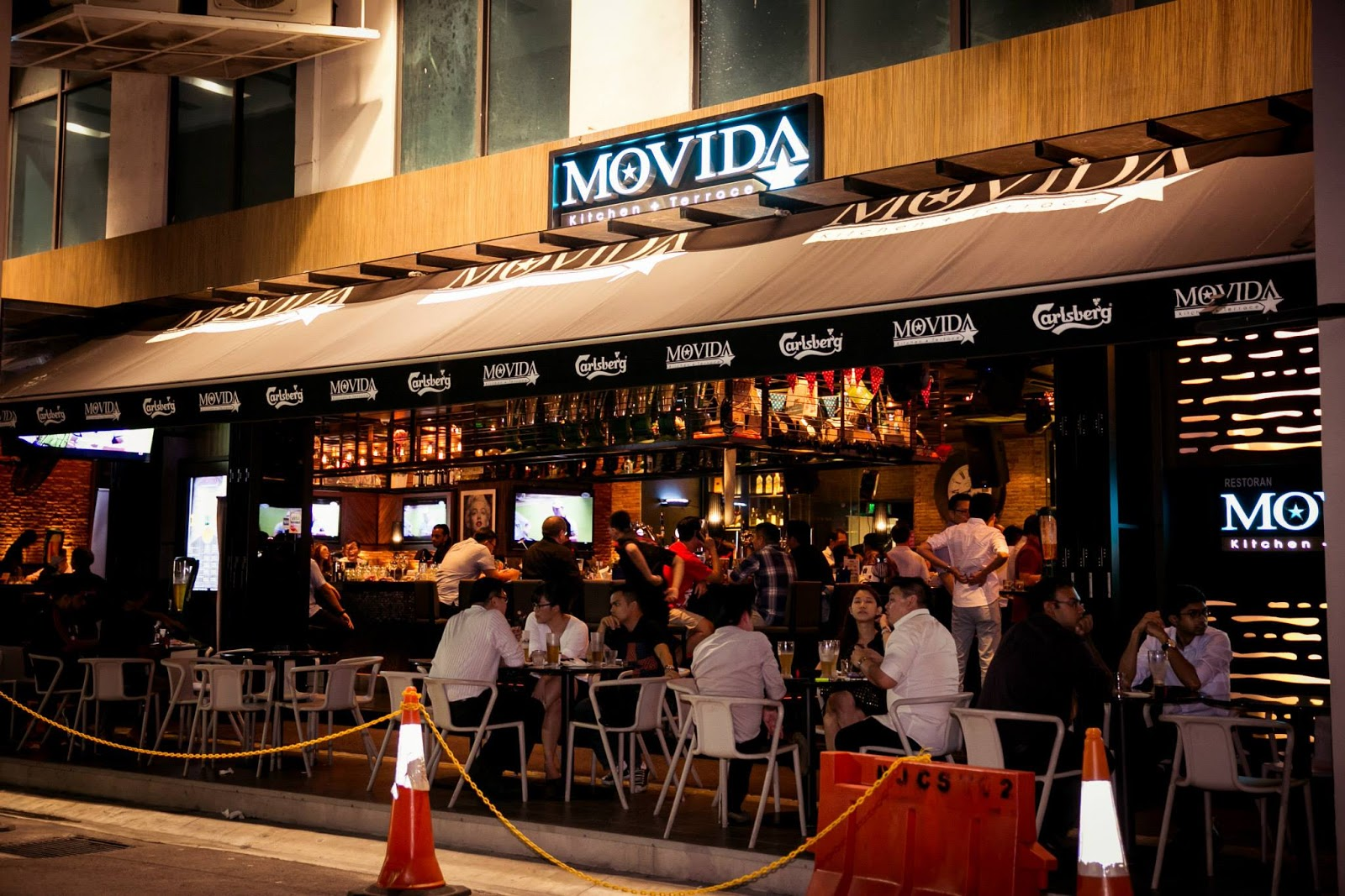 Haventures Movida Kitchen And Terrace Pj Centerstage