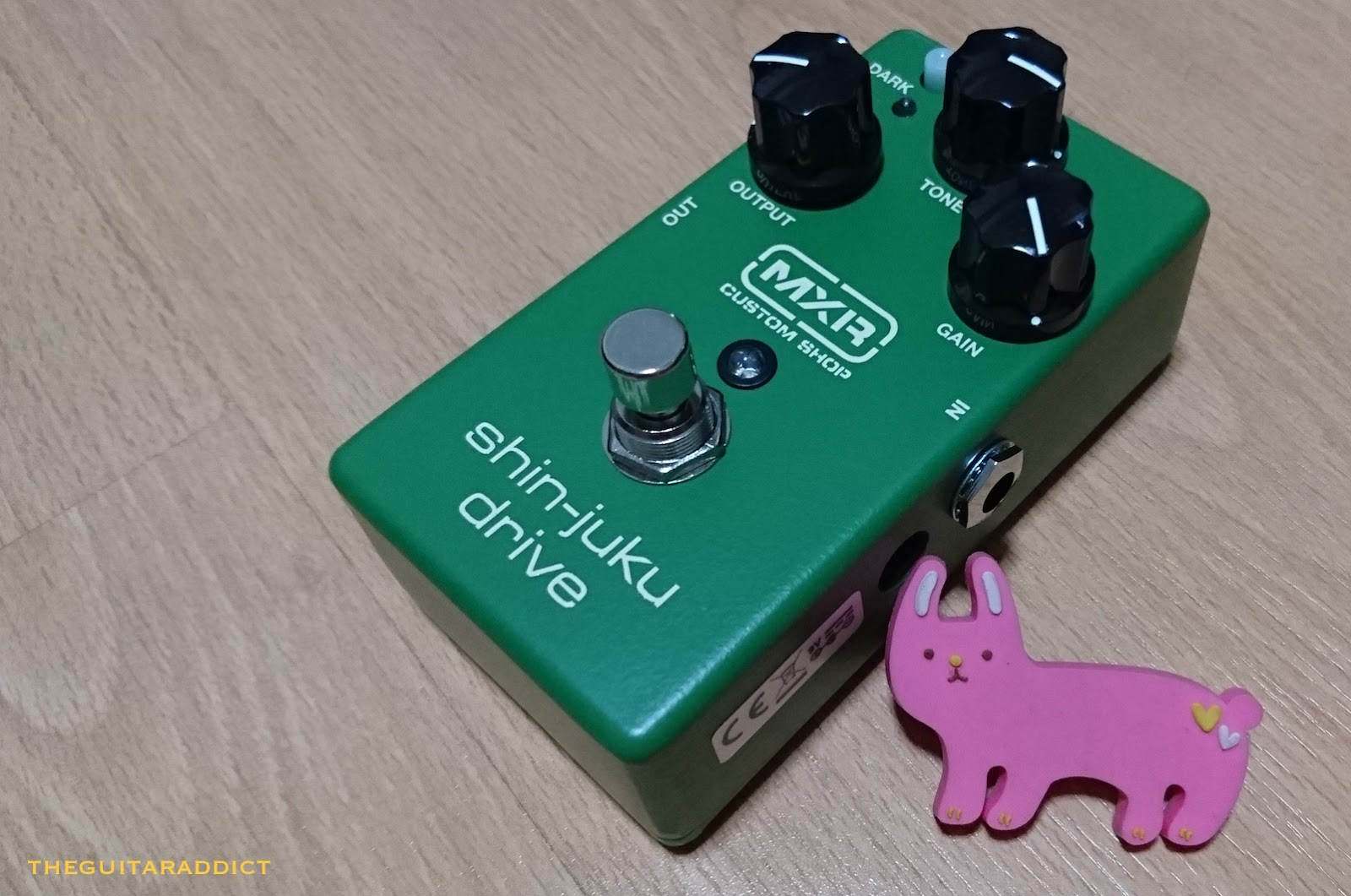 Replacement Power Supply for MXR DUNLOP GT-OD OVERDRIVE M193 9V HS