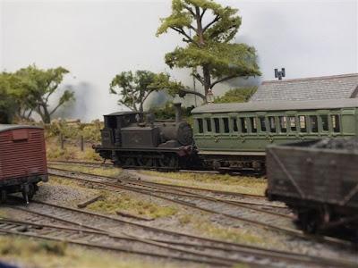 Kerswell model railway