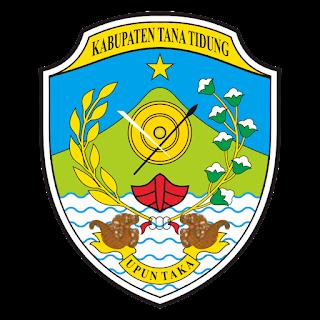 Logo Kabupaten Tana Tidung Vector