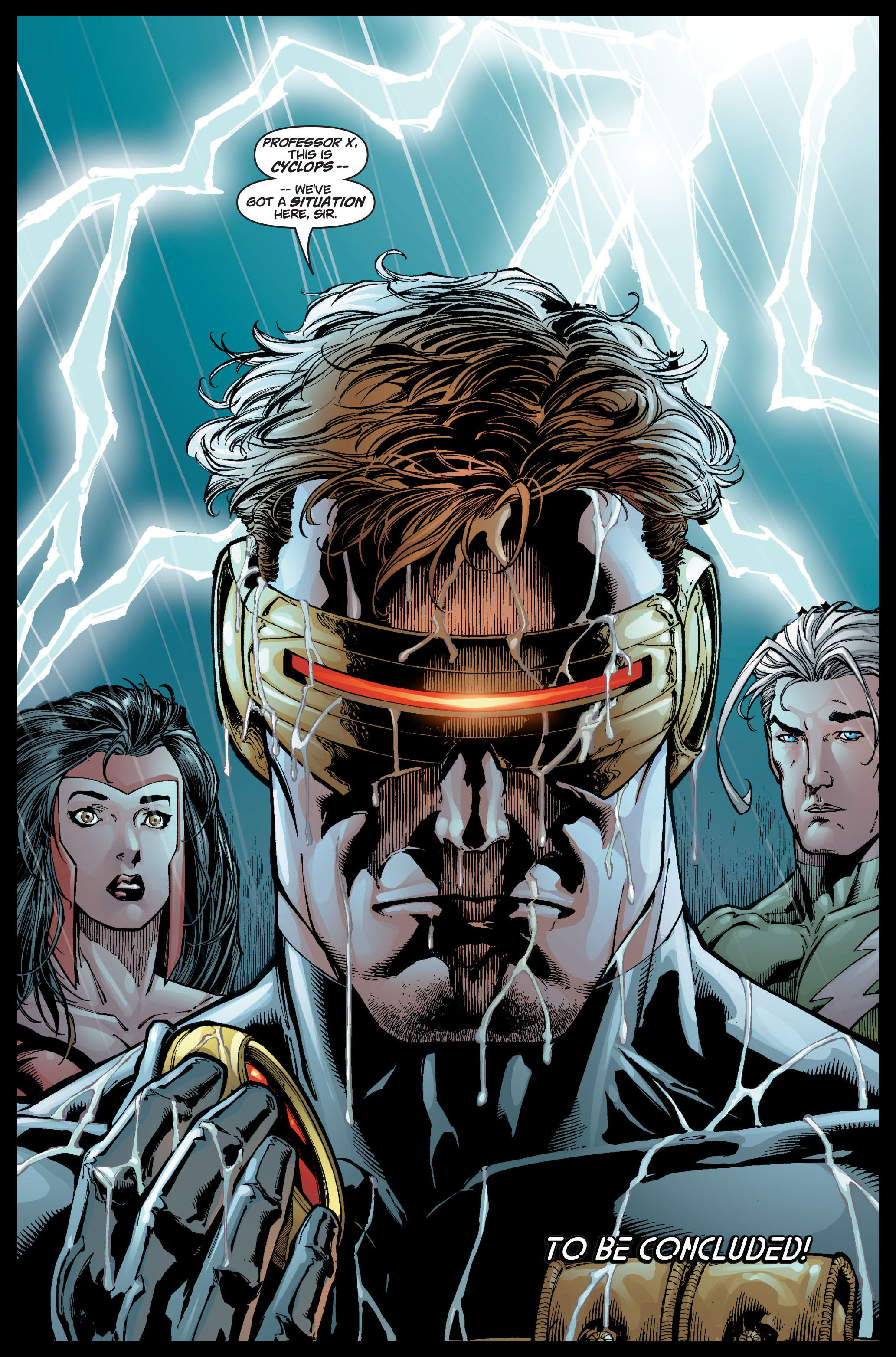 Read online Ultimate X-Men comic -  Issue #5 - 22