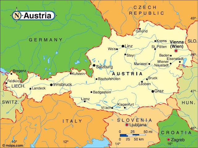 Austria se abre