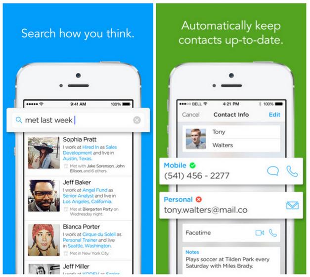 12 Aplikasi iPhone terbaik 2014, Humin