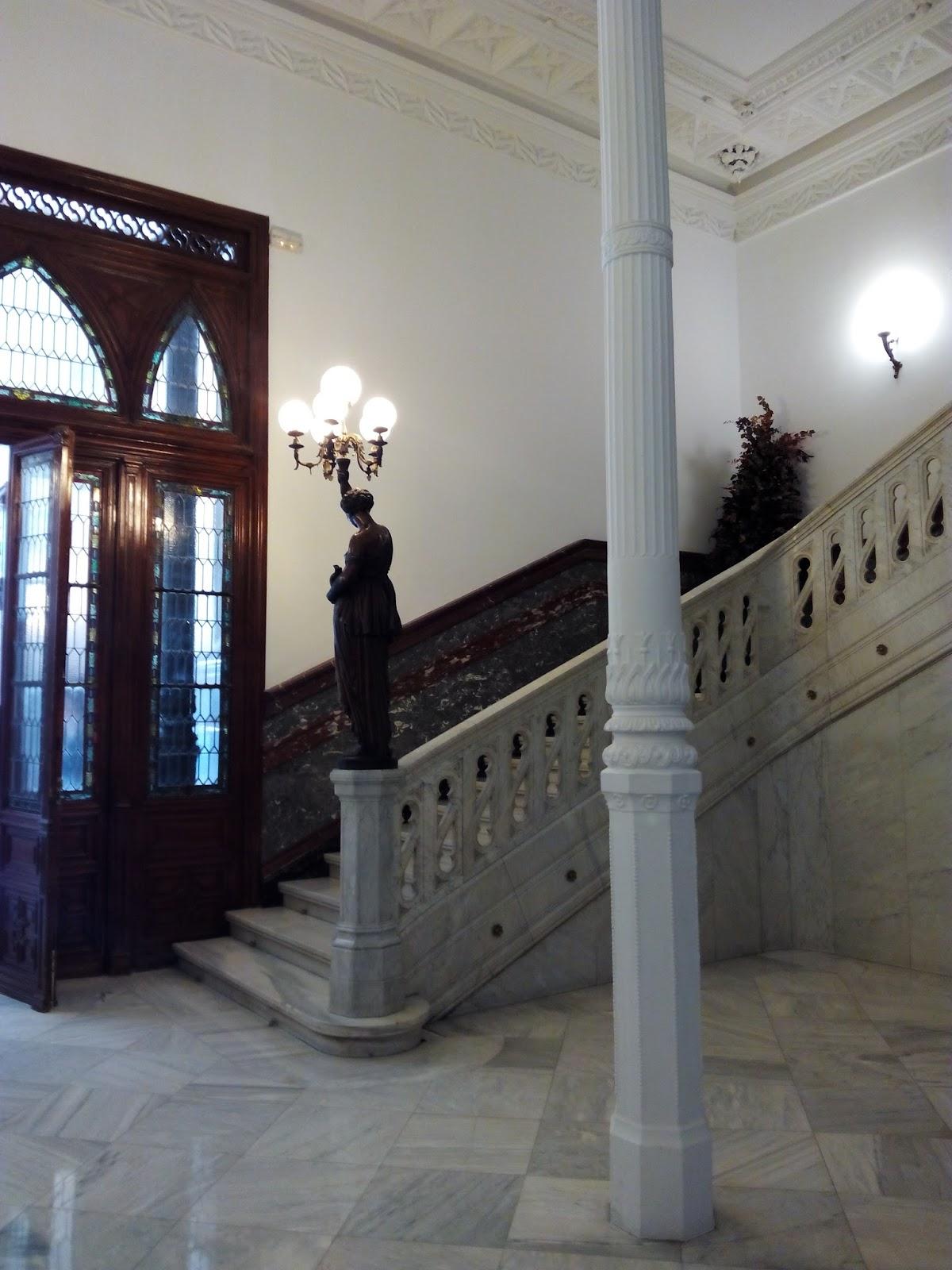 Disfrutando de Madrid: Casa-palacio de don Manuel González-Longoria