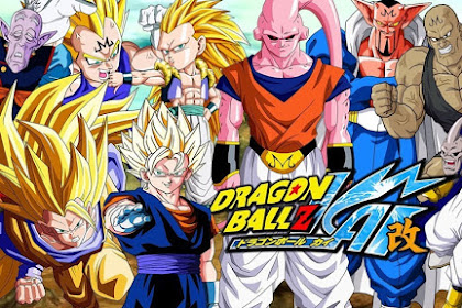 Free Download and Watch Anime Dragon Ball Kai Bacth Full Episode Subtitle English