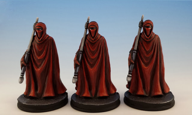 Royal Guard, Imperial Assault FFG (2014, sculpted by Benjamin Maillet)