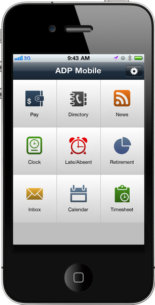 Nigerian Times: New ADP Mobile Application for HR