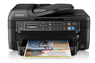 Epson WorkForce WF-2650 Printer