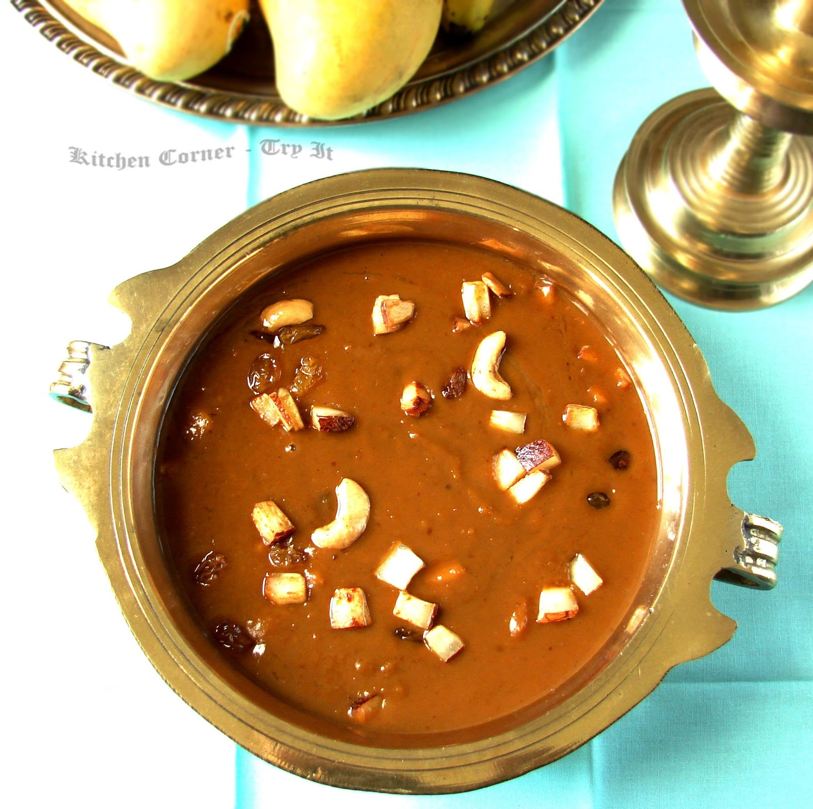 Kadala Payasam Recipe Kerala Mia Kitchen