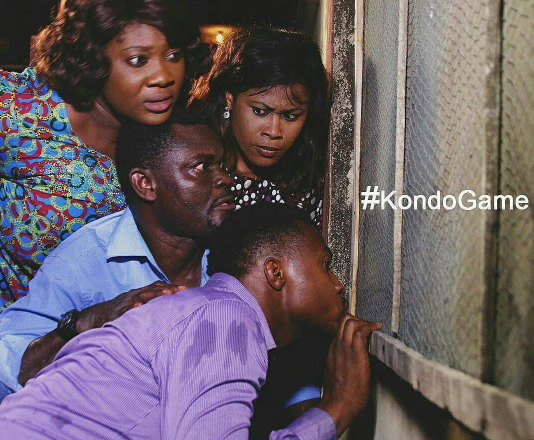 kondo game nollywood movie
