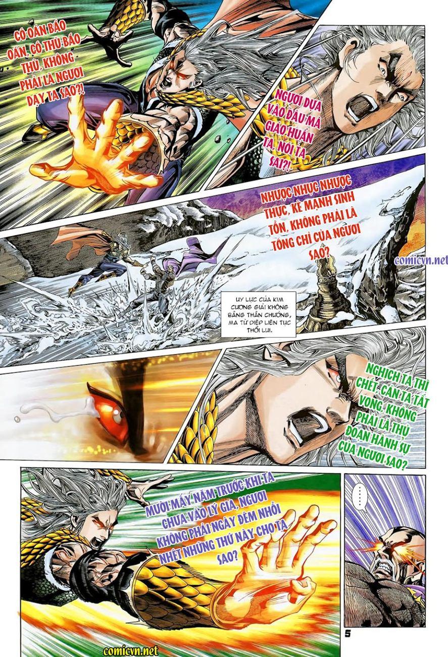 Đại Đường Uy Long chapter 100 trang 5