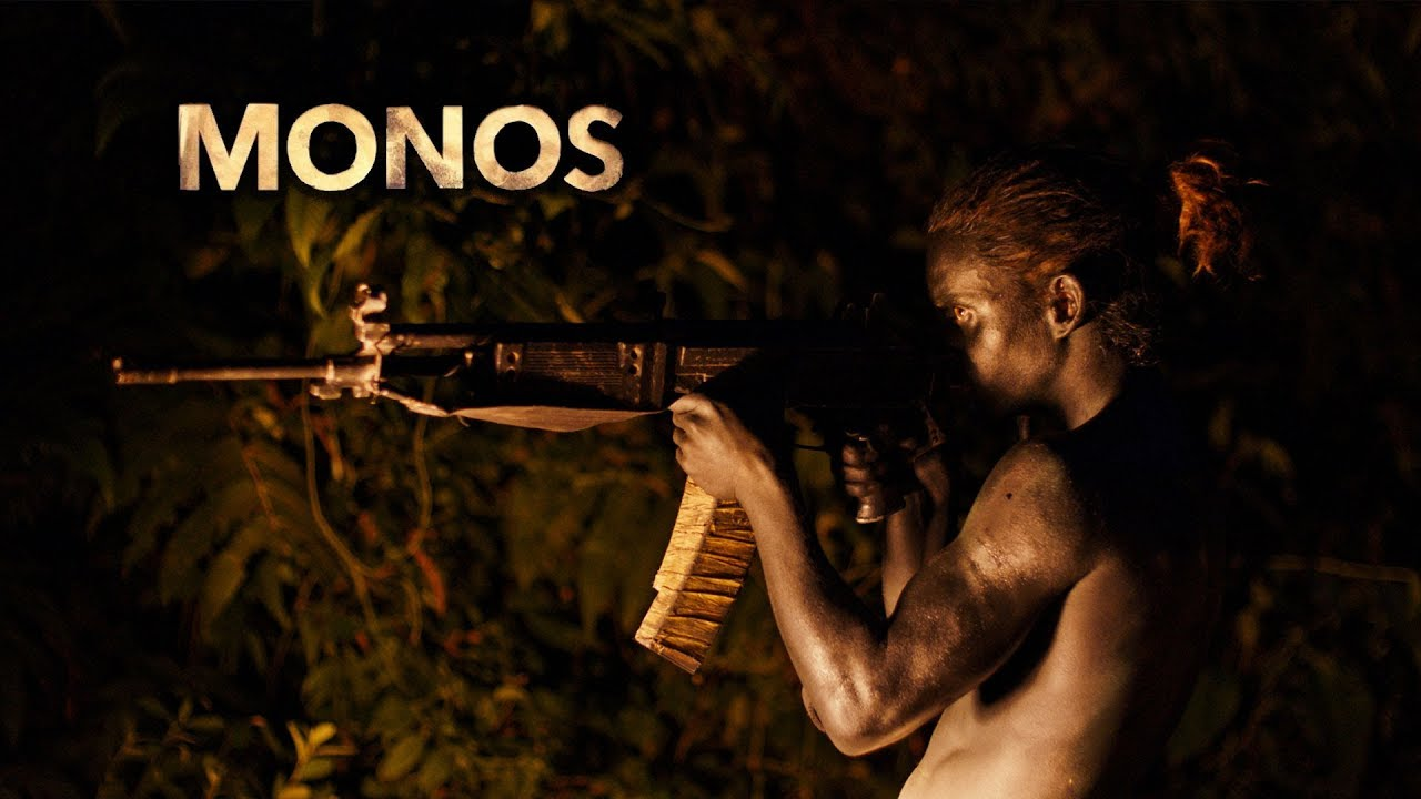 Sinopsis Film Monos (2019)