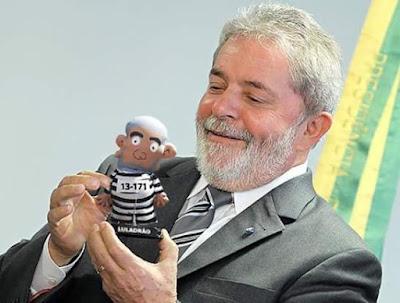 Ibope: rejeição do comuna Lula é a maior entre possíveis presidenciáveis