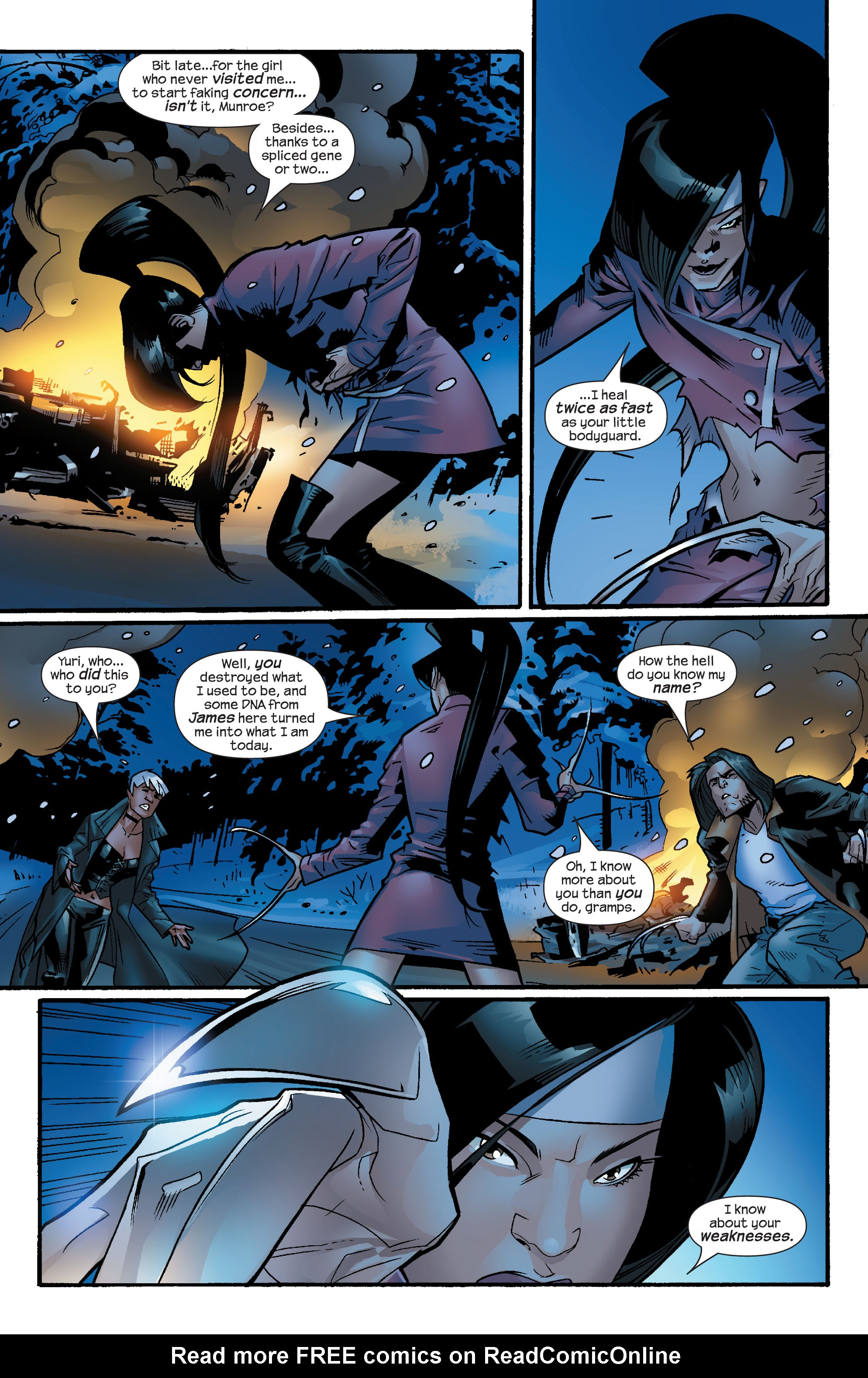 Read online Ultimate X-Men comic -  Issue #60 - 9