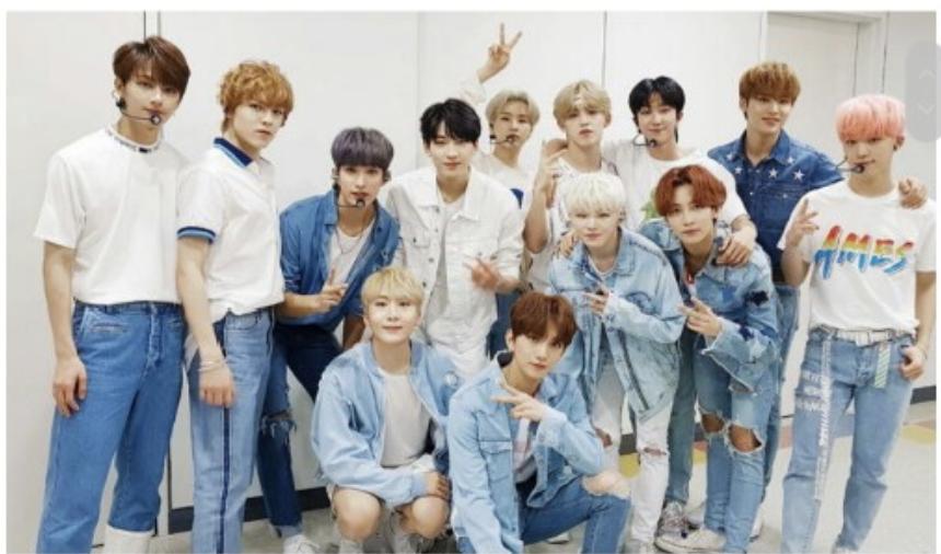 11 idol groups whose albums sales exceeded 10B won in 2018