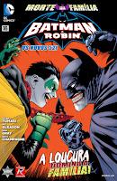 Os Novos 52! Batman e Robin #16