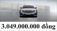 Giá xe Mercedes E300 AMG nhập khẩu