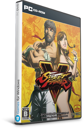 "DESCARGA Street Fighter V: General Story ""A Shadow Falls"" Multilenguaje (PC-GAME)"