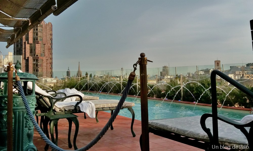 Terrazas de hotel y tapas en barcelona un blog de palo - Terrazas de barcelona ...
