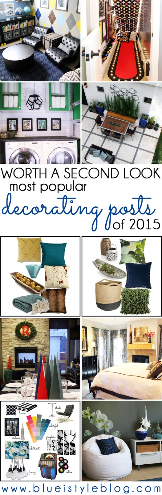 {worth a second look} Most Popular Decor u0026 DIY Posts of ...