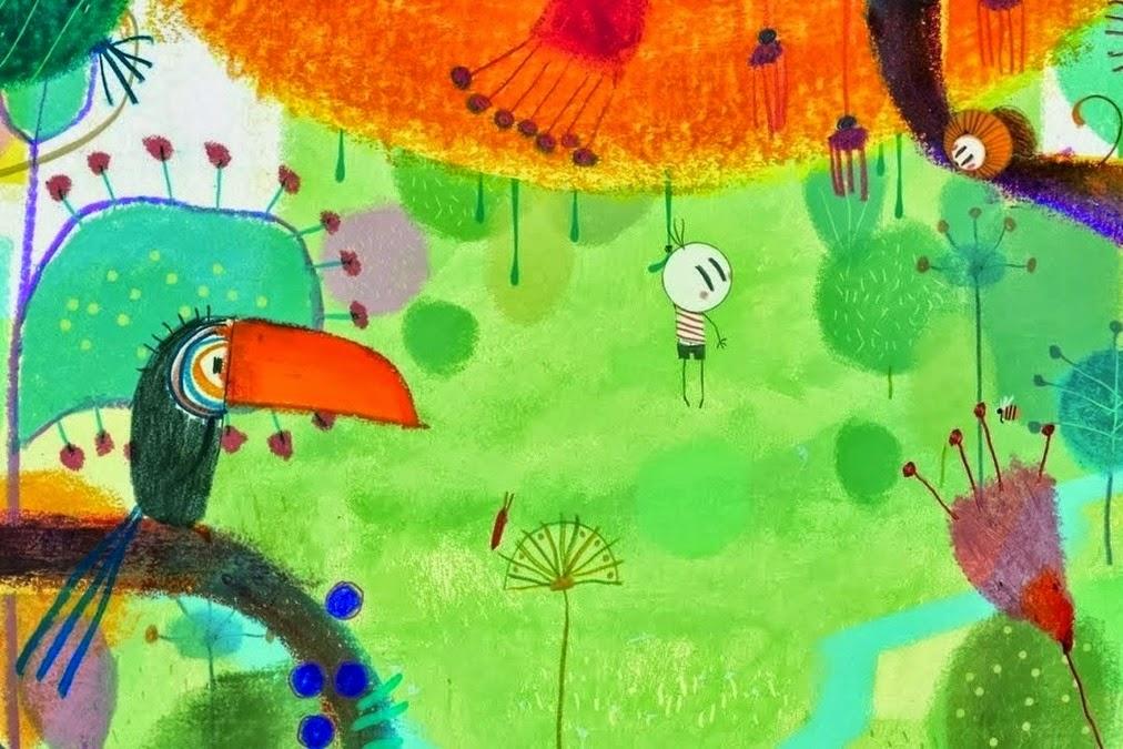 Boy and the World animatedfilmreviews.filminspector.com