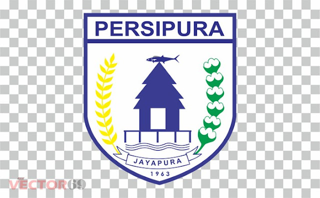 Logo Persipura Jayapura - Download Vector File PNG (Portable Network Graphic)