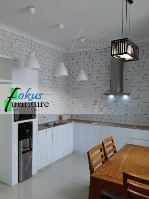 kitchen set nusa loka bsd bintaro