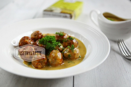 Resep Swedish Chicken Meatballs