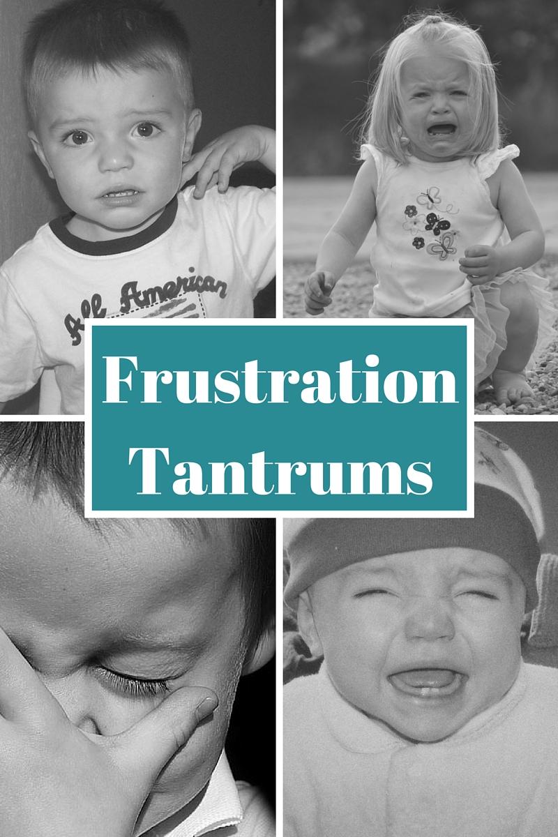 Frustration Tantrums