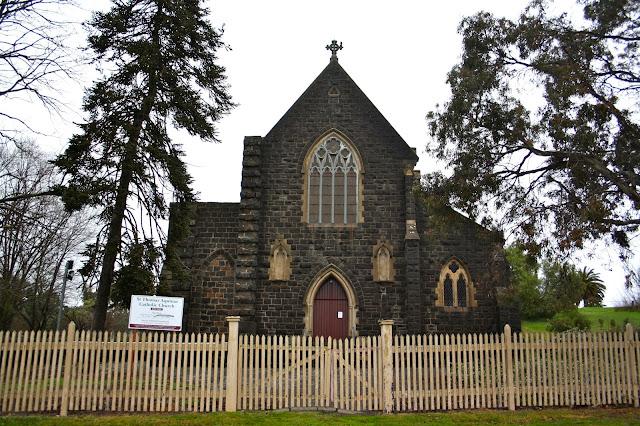 Clunes St Thomas Aquinas Catholic Church