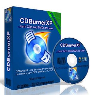CDBurnerXP 4.5.7.6512 Beta (x86/x64)